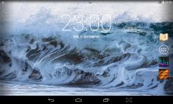 Huge Waves Live screenshot 3/5