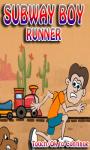 Subway Boy Runner screenshot 2/3