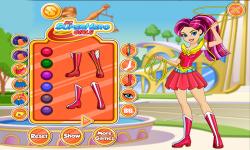 DC Super Hero Girls Wonder Woman screenshot 1/3