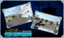 Prison Escape Jail Break Yard screenshot 2/4