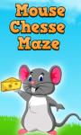 Mouse Cheese Maze Fun screenshot 1/1