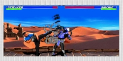 Ultimate Mortal Kombat 3 Begin screenshot 4/6