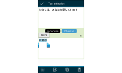 Japanese to Chinese Translator screenshot 4/6