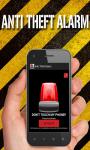 Anti Theft Alarmer Free screenshot 1/3