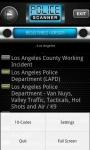 Police Scanner Radio PRO specific screenshot 1/6