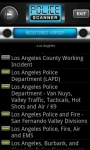 Police Scanner Radio PRO specific screenshot 6/6