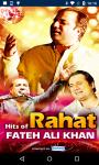 Hits Of Rahat Fateh Ali Khan screenshot 1/6