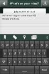 Diaro - diary writing screenshot 5/6