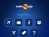 MakeMyTrip Mobile screenshot 1/1