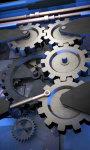 Mechanical gear 3D free screenshot 3/5