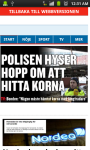 All Newspapers of Sweden - Free screenshot 5/5