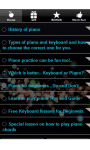 How To Play The Piano - Chords Guide to Learn Fast screenshot 2/2