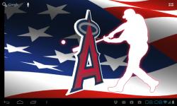 Los Angeles Angels 3D Live Wallpaper FREE screenshot 1/6