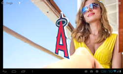Los Angeles Angels 3D Live Wallpaper FREE screenshot 3/6