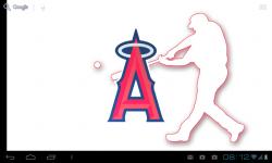 Los Angeles Angels 3D Live Wallpaper FREE screenshot 4/6