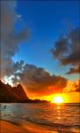 Sunrise Live Wallpaper Sun screenshot 2/6