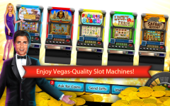 Slot Galaxy HD Slot Machines by Tap Slots screenshot 2/6