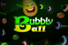 Bubbly Ball screenshot 1/4