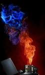Skull Lighter Live Wallpaperr screenshot 3/3