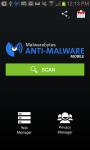 Malwarebytes Anti-Malware screenshot 1/6