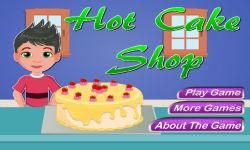 Hot Cake Shop screenshot 1/5