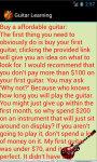 Guitar Learning screenshot 4/4