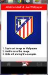 Atletico Madrid Live Wallpaper Images screenshot 5/6