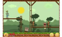 Undead vs Plants War - The Living Dead Slayer screenshot 1/5