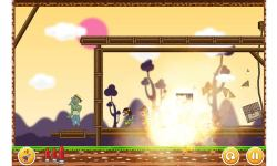 Undead vs Plants War - The Living Dead Slayer screenshot 2/5