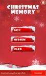 Christmas Memory Match Game screenshot 2/6