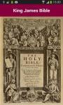 King James Bible Manuscript screenshot 1/4