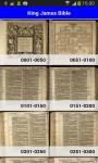 King James Bible Manuscript screenshot 3/4