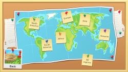 Capital Cities: memory game screenshot 2/3