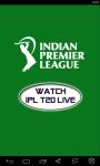 Watch IPL T20 screenshot 2/5