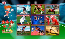 Puzzles sport screenshot 2/6