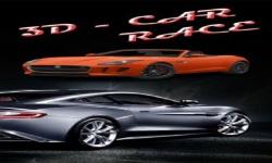 3 D Car Racer screenshot 1/6