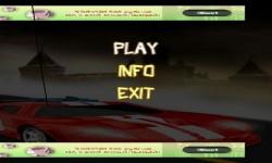 3 D Car Racer screenshot 2/6