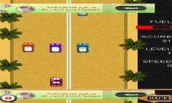 3 D Car Racer screenshot 3/6