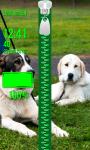 Zipper Lock Screen – Dogs screenshot 4/6