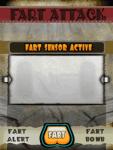 Fart Attack Lite screenshot 1/1