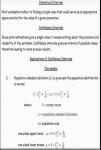 Statistics Reference screenshot 3/4
