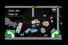 Galaxy Ball Free screenshot 1/5