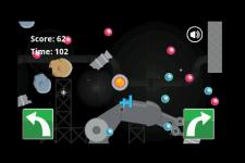 Galaxy Ball Free screenshot 5/5