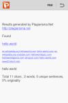 Plagiarism Checker screenshot 3/4