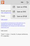 Plagiarism Checker screenshot 4/4