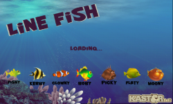 Line Fish screenshot 2/4