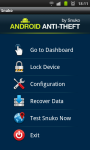 Android Anti Theft Security screenshot 1/6