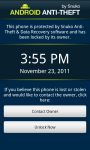 Android Anti Theft Security screenshot 5/6