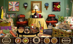 Free Hidden Objects Game - Home Sweet Home screenshot 3/4