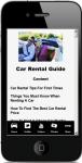 Car Rental Guide screenshot 4/4